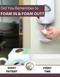 Foam in out cv