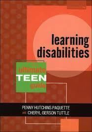 Learning disabilities the ultimate teen guide cv