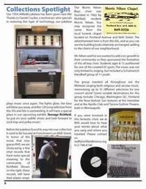 Rhs newsletter 2012 page 6 cv