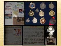 Medals cv