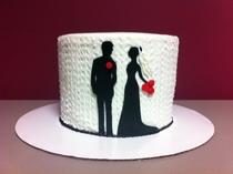 Silouette cake cv