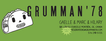Grumman image cv