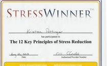 Stress winners cv