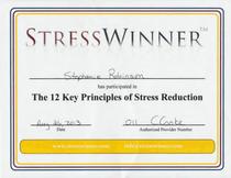 Stresswinners cv