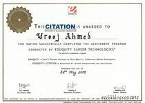 Citation 2003 cv