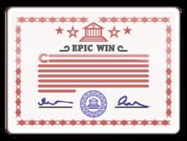 Doofi certificate 2 cv