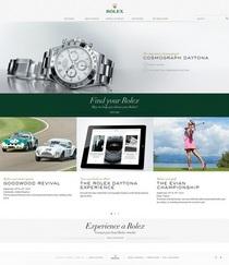 Rolex.com cv