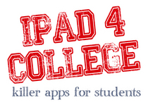 Ipad4college logo cv