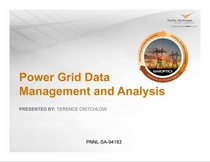 Power grid seminar cv