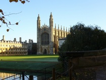 King s college cambridge cv