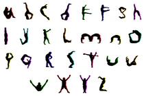 Jamie alphabet cv