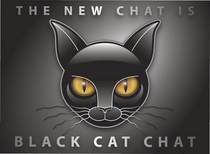 Black cat chat cv