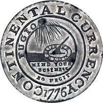 Continental dollar 2obv cv