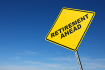 Retirement ahead cv