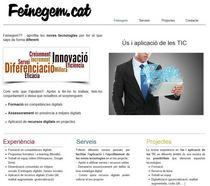 Captura web cv