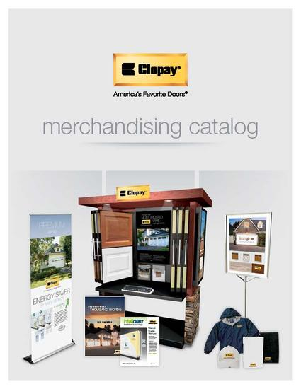 Pages from clopay merchandising catalog original thumb
