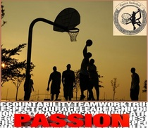 Basketball is one of my passion 3 cv