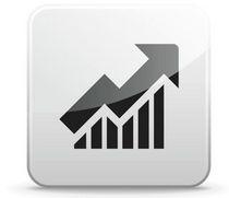 Chart icon cv