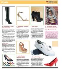 Shoes cv