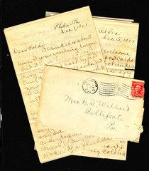 Letter cv