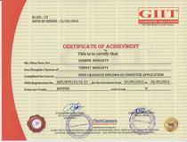 Img pgdca certificate cv