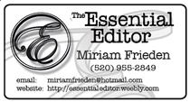 Essential editor cv