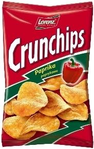 Crunchips cv