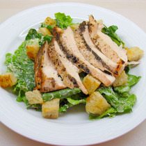 Caesar salad 4 with grilled chicken cv