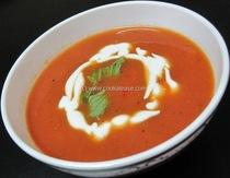 Tomato thakkali soup 1 cv