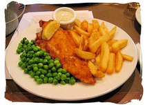 Fish and chips cv