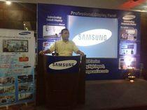 Samsung dealer meet cv
