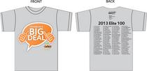 2013 elite 100 t shirt cv