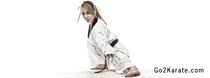 Go2karate woman cv