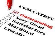 Professional evaluations cv