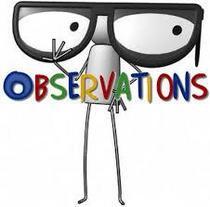 Observation pic cv