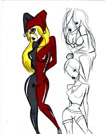 Harley quinn cv