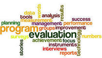 Program evaluation cv