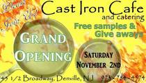 Grand opening cv