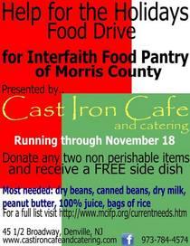 Food drive cv