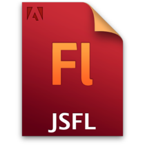 Adobe flash jsfl cv
