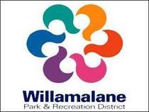 Stock willamalane park logo cv
