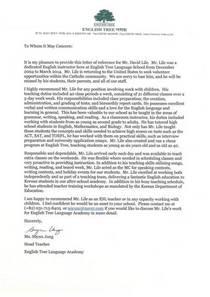 Kelly s letter final cv