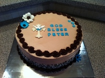 Confirmation cake cv