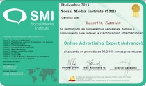 Online advertising expert cv