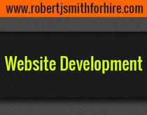 Website development cv
