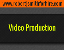 Video production cv