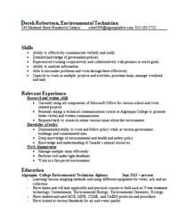 Capture resume cv