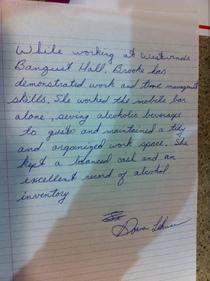 Brooke letter cv