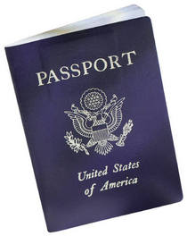 Us passport cv