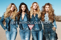 Guessjeans sexynoquestion cv